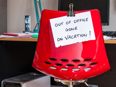 Be Part Of The Bliss That Comes With An Out-of-Office Message