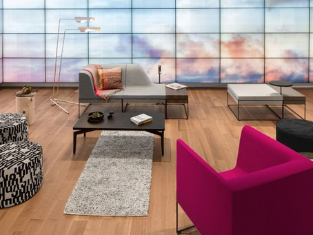 Staying current just might mean it's time to redesign your space too