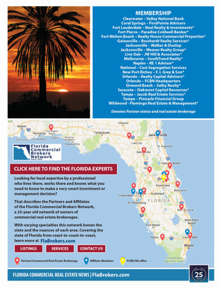 Florida Commercial Real Estate News