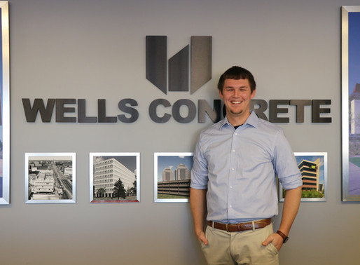 Studio Success Story– Meet Alex Fiebiger from Minnesota State University, Mankato to Wells Concrete