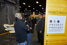 Sika booth sign and Paul.jpeg