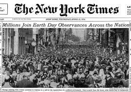 Earth Day NYT