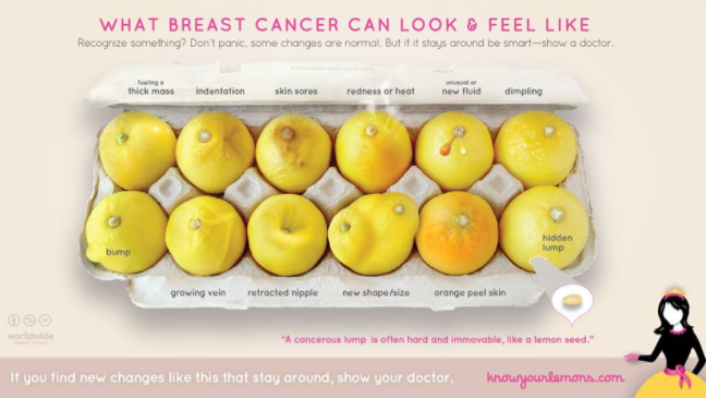 #KnowYourLemons Infographic