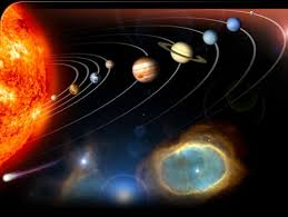 planets aligning