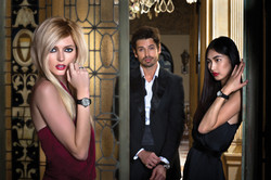 圖二 夏利豪全新形象廣告French Affair 2013