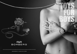 Bomberg 炸彈錶 ~來自瑞士 Come from Swiss!