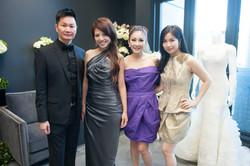 Vera Wang grand opening@ Bellavita