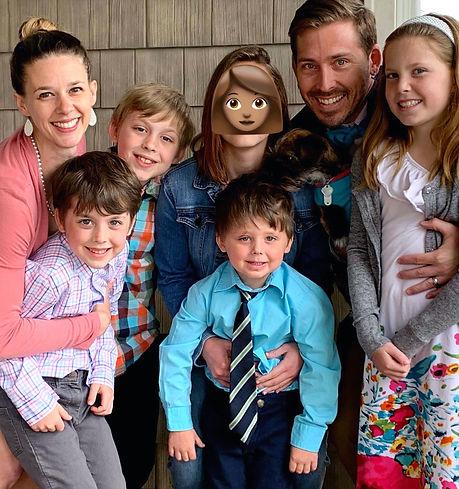 Elise Sigmon and family
