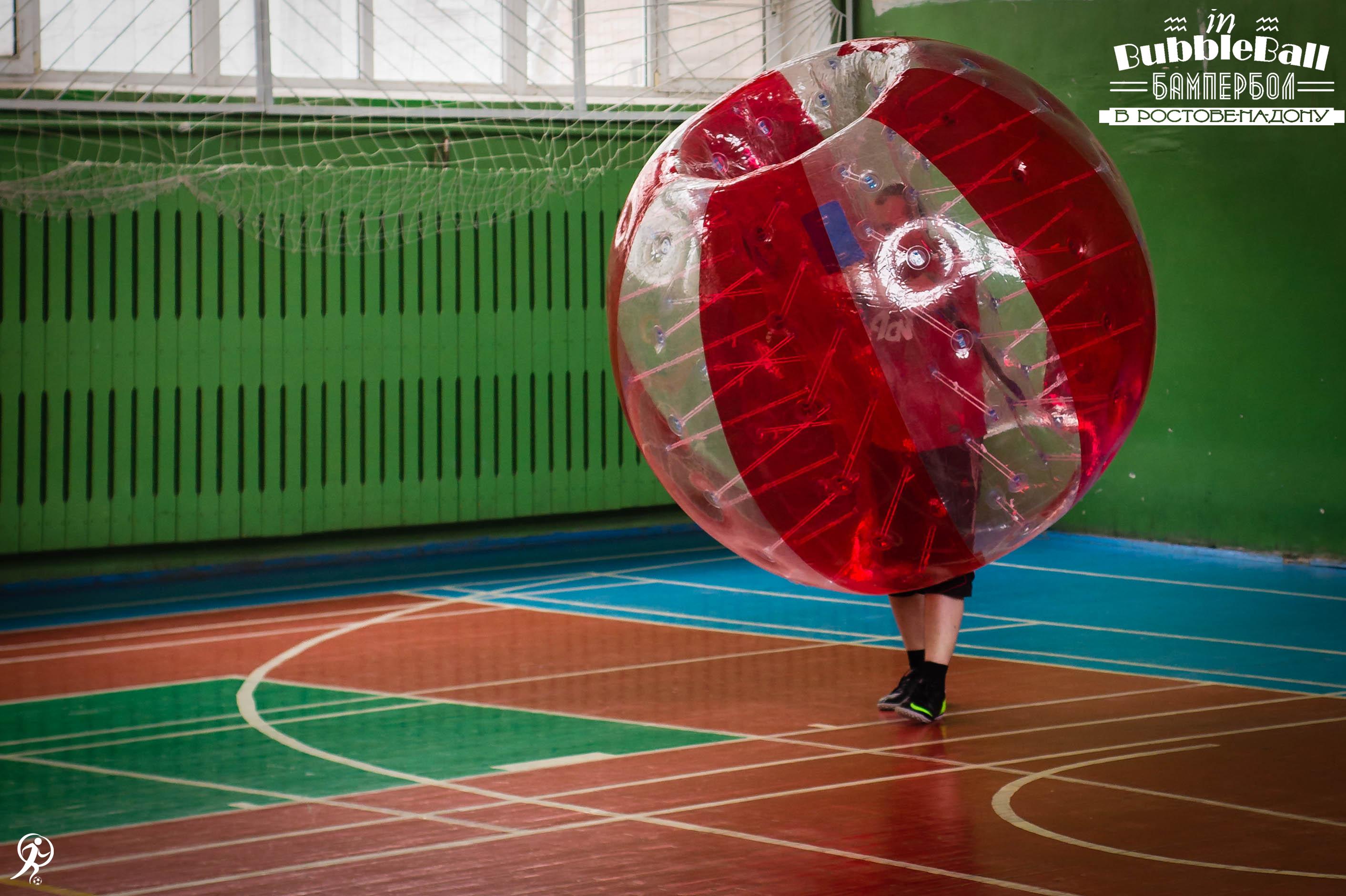 Бампербол Ростов