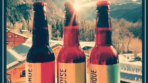 Les bières de Sèvres sur les pistes