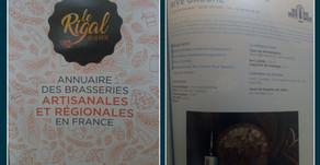 Dans le Rigal de la bière, l'annuaire des brasseries artisanales