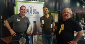 Les bières Rive Droite Rive Gauche invitées par le Clan Des Grands Malts.