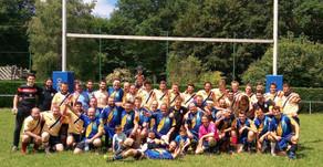On fait la fête avec le club de rugby Sèvres - Chaville