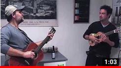 Blackbird des Beatles en live à la Microbrasserie de Sèvres