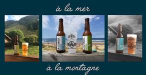 Les bières Rive Droite Rive Gauche en vacances !