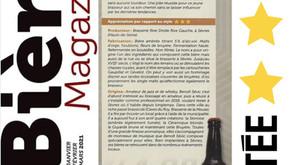 La bruyère fumée dans Bière Magazine