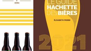 Les bières Rive Droite Rive Gauche dans le Guide Hachette 2021
