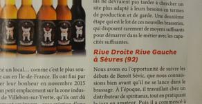 Un premier article dans Bière Magazine !