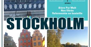 Les bières RDRG se baladent à Stockholm et Moscou !
