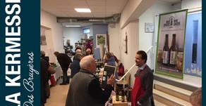 A la kermesse des Bruyères de Sèvres