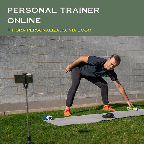 Hora Personal Trainer Online