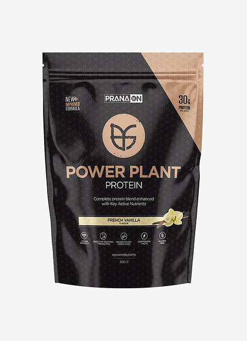 Power Plant Protein 400 Gr + Glute Band