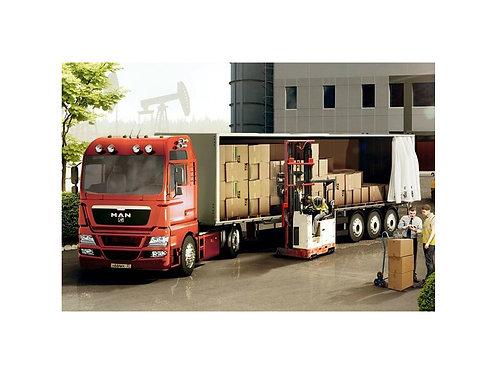 Погрузка / разгрузка контейнеров, вагонов и фур.