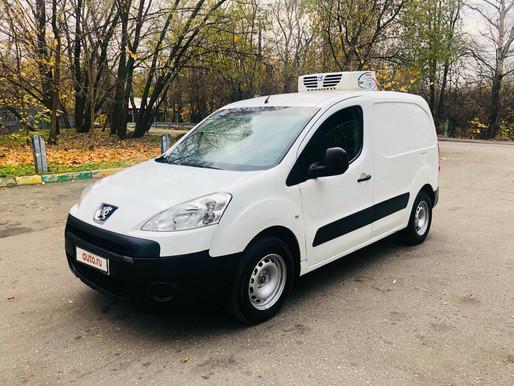 Новый Peugeot Partner рефрижератор