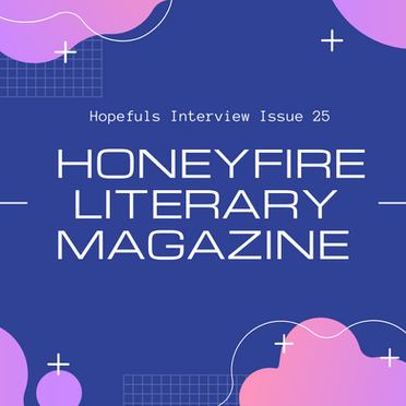 Q&A with Lauren Poole from Honeyfire Literary Magazine