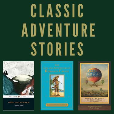 Classic Adventure Stories