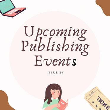 Upcoming Events and Hachette's 'Opening the Book' series