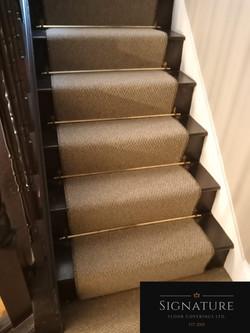 Wool Carpet Stair Runner