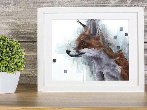 "Impression photo ""Lovely Fox"""