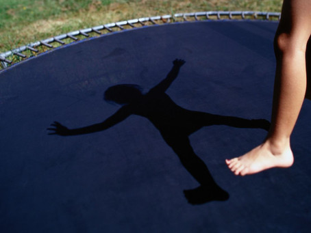 Trust and the Trampoline