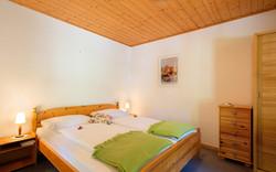 Familienappartement - Schlafzimmer