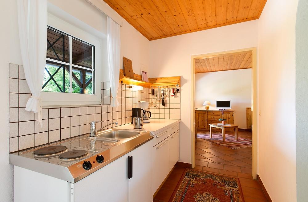 Familienappartement - Küche