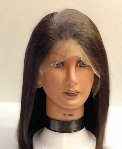 Straight Frontal Wig/Unit