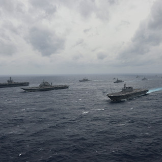 India's Indo-Pacific Narrative: The Malabar Convergence