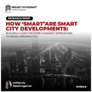 How 'Smart' are Smart City Developments