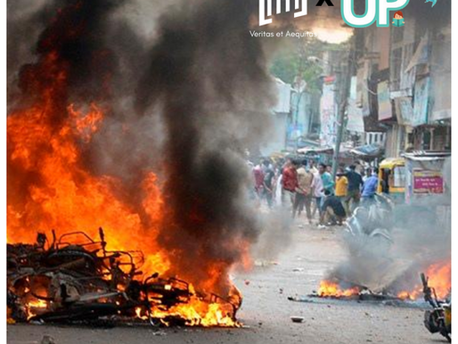Peace, Justice, Strong Institutions, and the Role of Local Governments in times of Communal Riots
