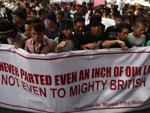 Identity Crisis in Northeast India