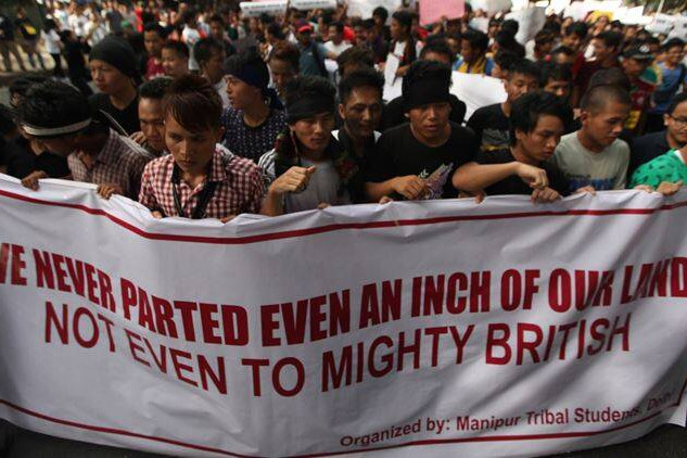 Identity Crisis in Northeast India