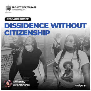 Dissidence without Citizenship