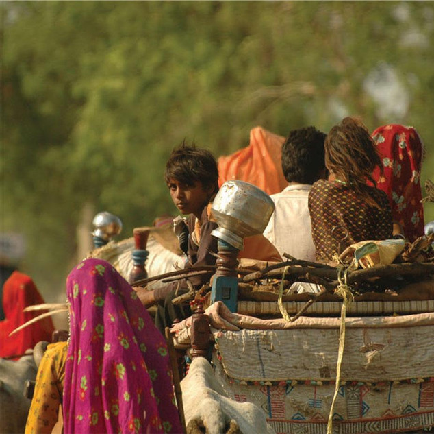 Climate Migration in India