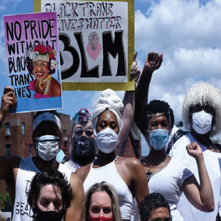 In Solidarity: The Convergence of Pride and Black Lives Matter in 2020