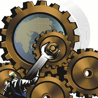 The Political Economy of India's Structural Transformation