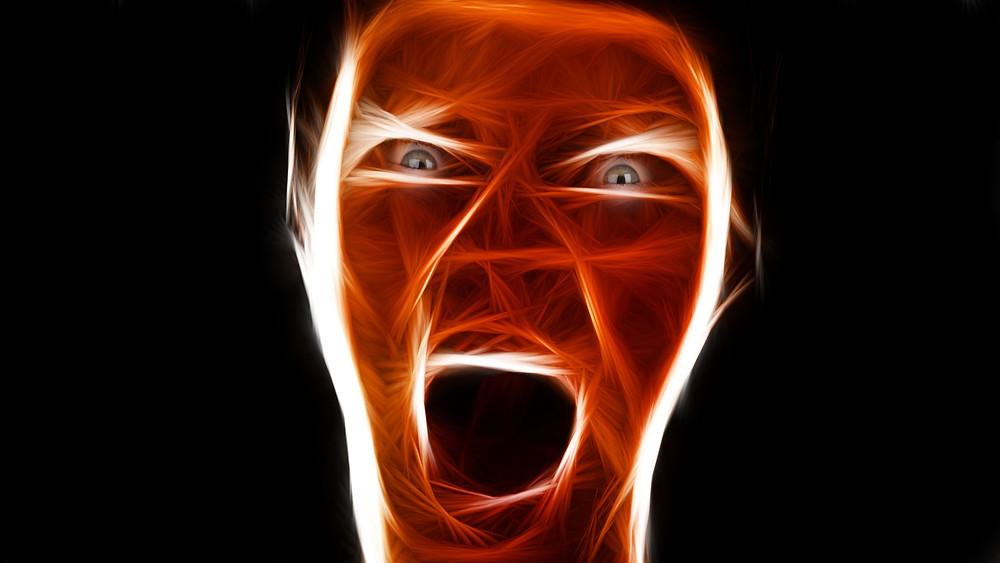 anger, bitterness, resentment