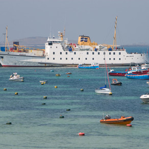 Travel to the Isles of Scilly - there and back again!