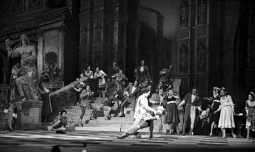 The Ballet Of Prokofiev: Romeo And Juliet - A Historical Context Paper