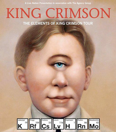 In The Court of the Crimson Criminals: A King Crimson Concert Review